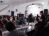 Crivella participa de encontro com moradores do Complexo do Alemão