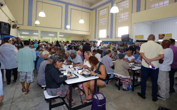 Restaurante Popular em Campo Grande