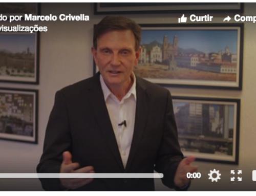 Crivella não recebeu dinheiro para desistir da campanha eleitoral de 2012