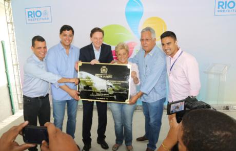 Prefeitura inaugura expansão do Parque Madureira