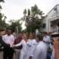 Prefreito Crivella visita Hospital Rocha Faria