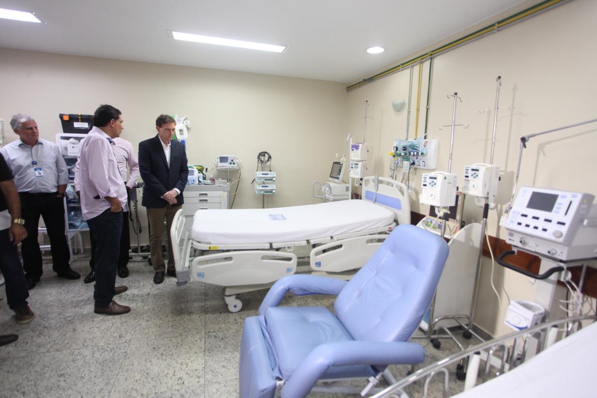 Emergência do hospital Rocha Faria