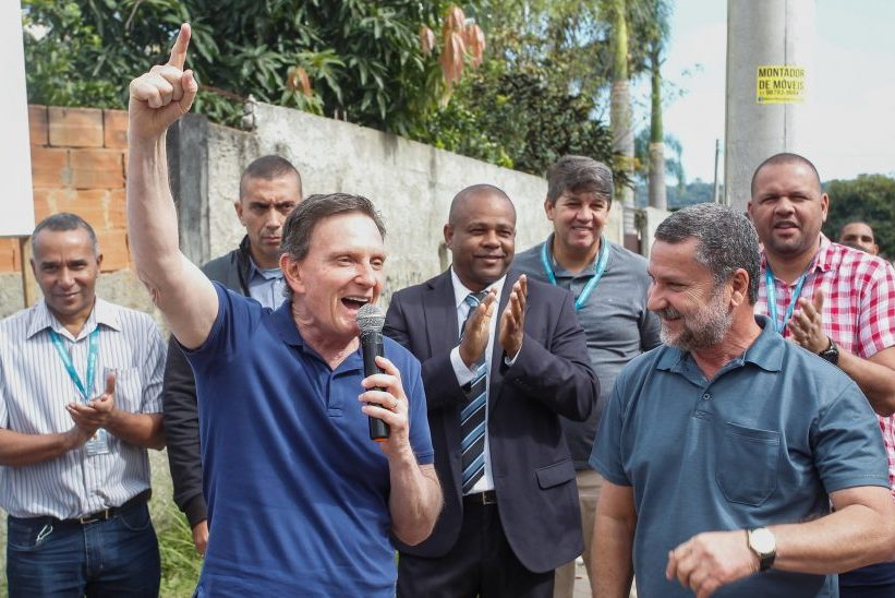 Prefeitura retoma Bairro Maravilha